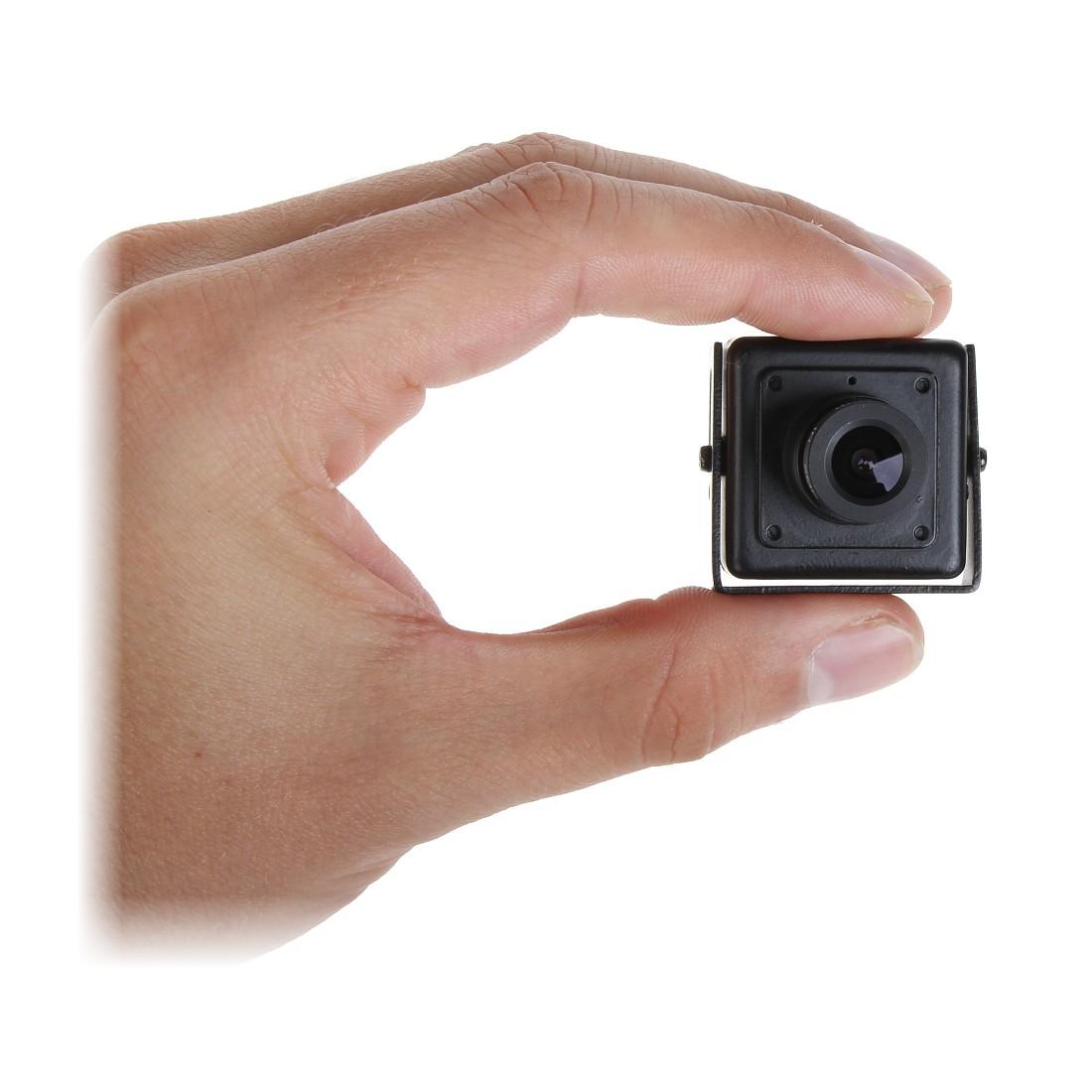 Kamera je skutocne malá