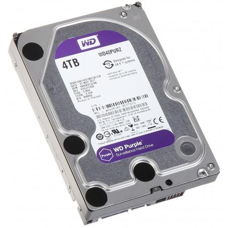 HDD PRE DVR HDD-WD40PURZ 4TB 24/7 WESTERN DIGITAL