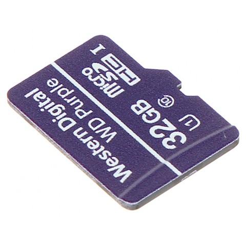 PAMÄTOVÁ KARTA SD-MICRO-10/32-WD UHS-I, SDHC 32 GB Western Digital