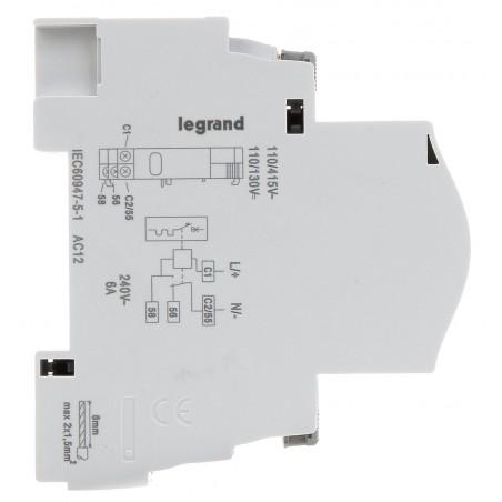 NAPÄTOVÁ SPÚŠT LE-406278 K ZARIADENIU LEGRAND RADU TX3, DX3, FR300, FRX300, FRX400 LEGRAND