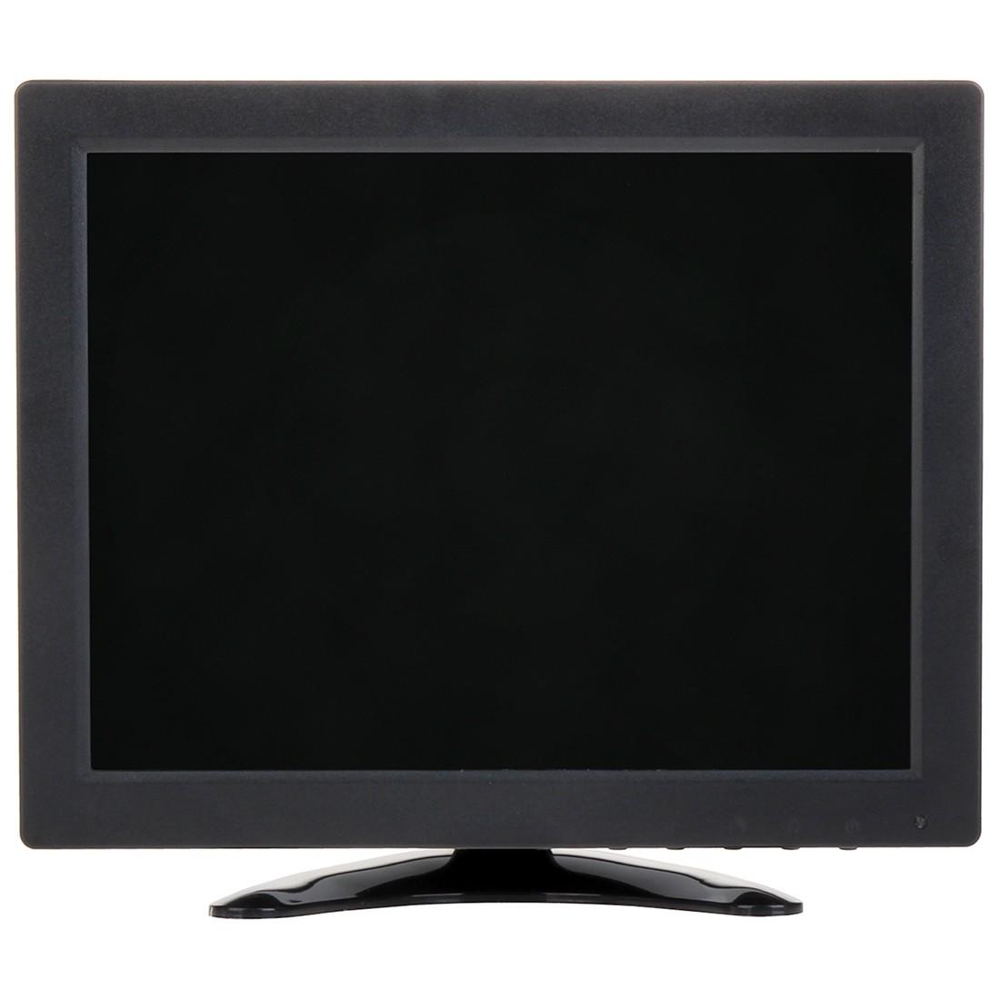 "MONITOR VGA, HDMI, AUDIO, 2XVIDEO, USB, DIALKOVÝ OVLÁDAC TFT-10/CCTV 10 """