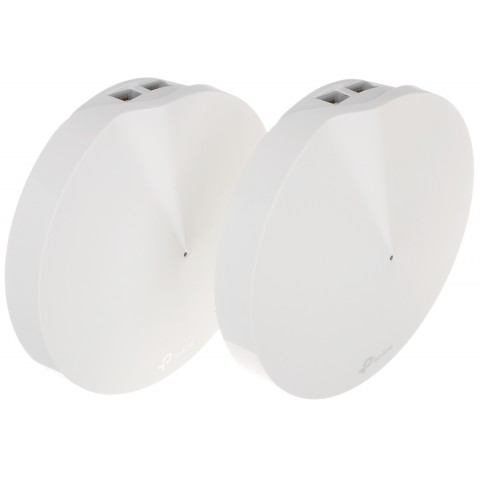 DOMÁCI SYSTÉM WI-FI TL-DECO-M9-PLUS(2-PACK) 2.4 GHz, 5 GHz 400 Mb/s + 867 Mb/s TP-LINK