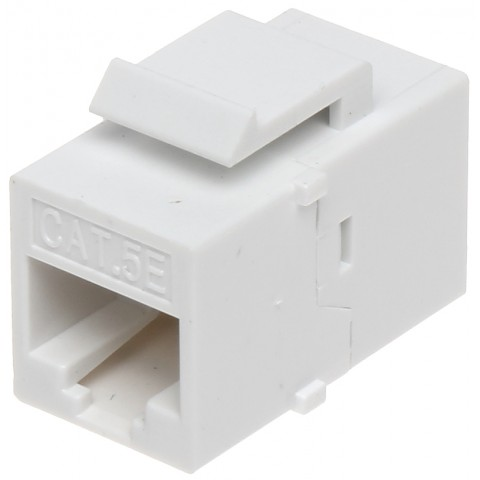 KONEKTOR KEYSTONE FX-RJ45-G/RJ45-G