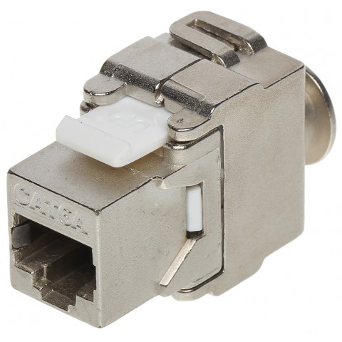 KONEKTOR KEYSTONE FX-RJ45-6A-01*P50