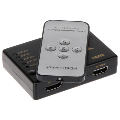 SWITCH HDMI-SW-5/1P