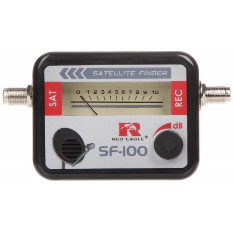 INDIKÁTOR SIGNÁLU SF-100 TV-SAT RED EAGLE