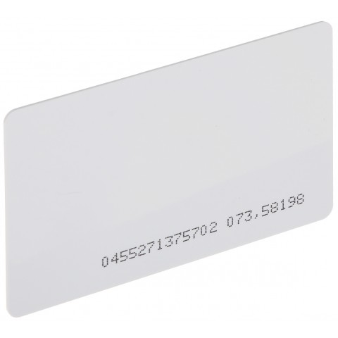 BEZKONTAKTNÁ KARTA RFID ATLO-104N13
