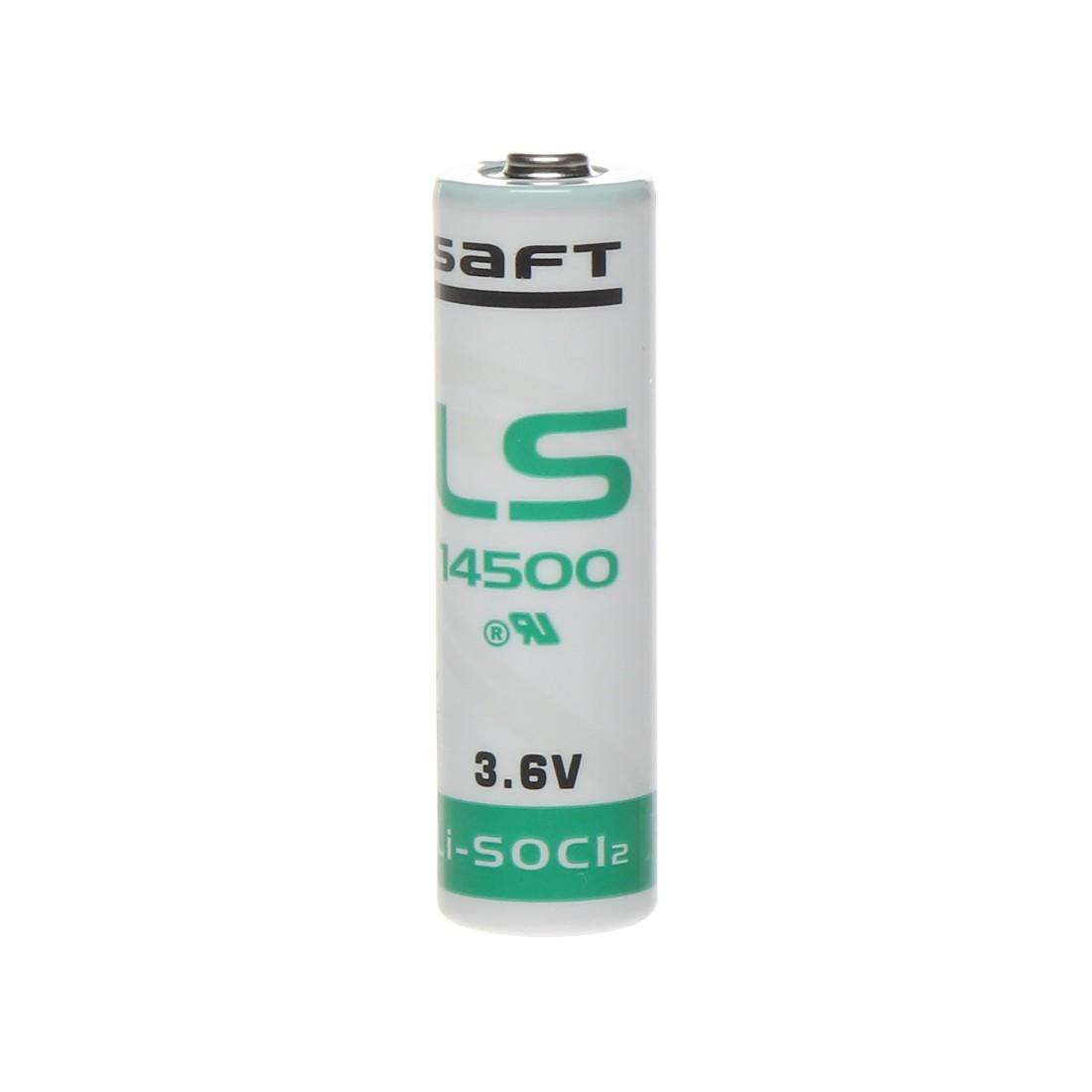 LÍTIOVÁ BATÉRIA BAT-LS14500 3.6 V LS14500 SAFT