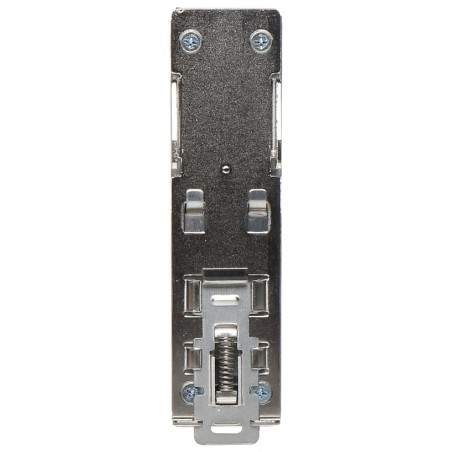 Zadný panel (inštalácia kolajnice DIN)