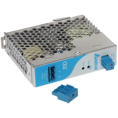 Všetky svorky kábla sú oddelitelné a umožnia tak rýchle pripojenie a odpojenie napájania
