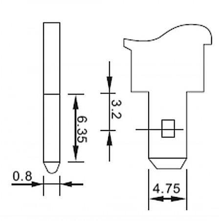 BATÉRIA 12V/5AH-MWS MW POWER