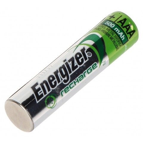 BATÉRIA BAT-AAA/AKU-500*P4 1.2 V Ni-MH AAA ENERGIZER