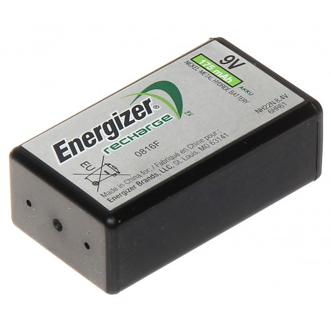 BATÉRIA BAT-HR22/AKU-175 8.4 V 6HR61 ENERGIZER