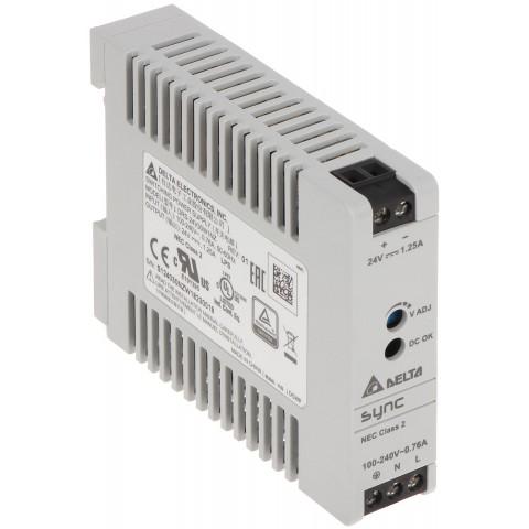 PREPÍNACÍ ADAPTÉR DRS-24V30W-1NZ Delta Electronics