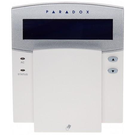 KÁBLOVÁ KLÁVESNICA S RFID K-641/R PARADOX