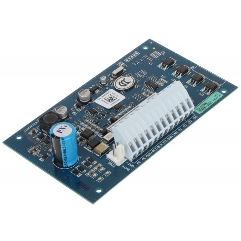 THE POWER SUPPLY MODULE AND 4 PROGRAMMABLE OUTPUTS DSC-HSM2204