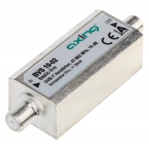 ZOSILNOVAC BVS-10-02 10dB DVB-T