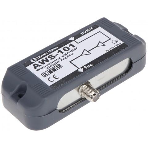 ANTÉNNY ZOSILNOVAC AWS-101 14 / 17 dB