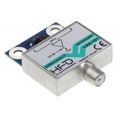 ANTÉNNY PREDZOSILNOVAC LNA-101 6-69 15 dB