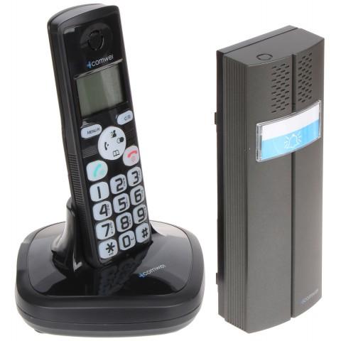 BEZDRÔTOVÝ DOMÁCI TELEFÓN S FUNKCIOU TELEFÓNU D102B COMWEI