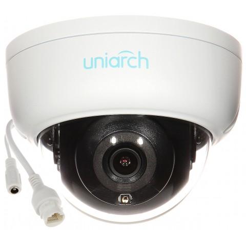 KAMERA ODOLNÁ VOCI VANDALOM IP IPC-D112-PF28 - 1080p 2.8 mm UNIARCH