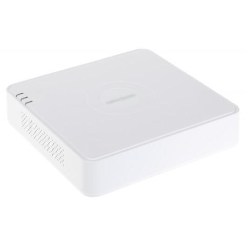 AHD, HD-CVI, HD-TVI, PAL DVR DS-7104HUHI-K1(S) 4 KANÁLY Hikvision