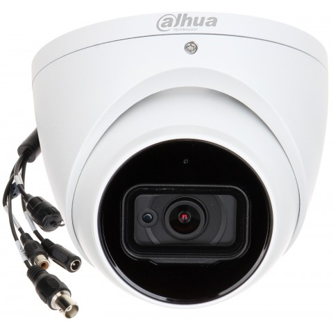KAMERA AHD, HD-CVI, HD-TVI, PAL HAC-HDW2802T-A-0280B - 8.3 Mpx, 4K UHD 2.8 mm DAHUA