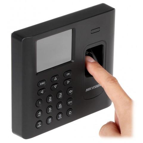 ZAPISOVAC PRACOVNÉHO CASU DS-K1A802MF-B Hikvision