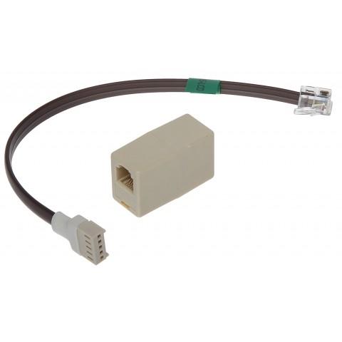 KÁBEL RJ/PIN5-LCD SATEL