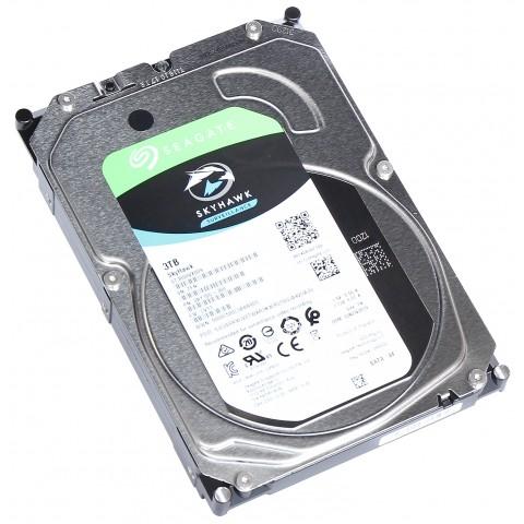 HDD PRE DVR HDD-ST3000VX009 3TB 24/7 SkyHawk Seagate