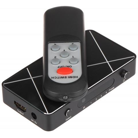 SWITCH HDMI-SW-4/1-2.0