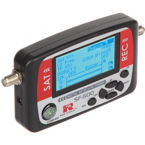 SATELITNÝ MERAC SF-500 DVB-S/S2