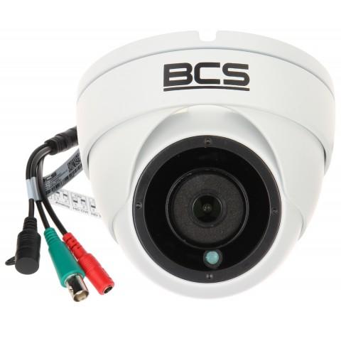 KAMERA AHD, HD-CVI, HD-TVI, PAL BCS-DMQ2503IR3-B(II) - 5 Mpx 2.8 mm
