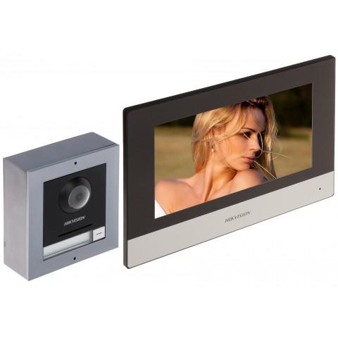 SÚPRAVA DOMÁCEHO VIDEO TELEFÓNU DS-KIS602 Hikvision