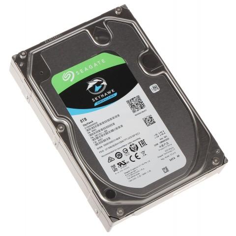 HDD PRE DVR HDD-ST8000VX004 8TB 24/7 SkyHawk SEAGATE