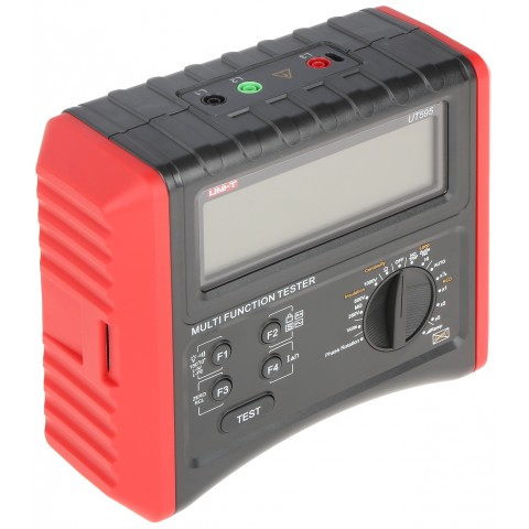 MULTIFUNCTION METER FOR ELECTRICAL INSTALLATIONS UT-595 UNI-T