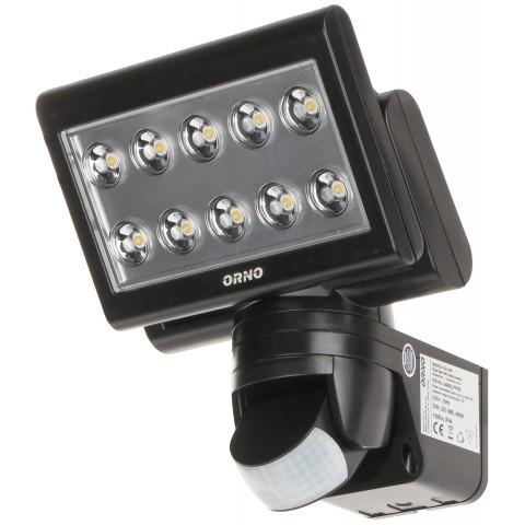 LED HEADLIGHT WITH MOTION SENSOR OR-NL-348BLPPR4 ORNO