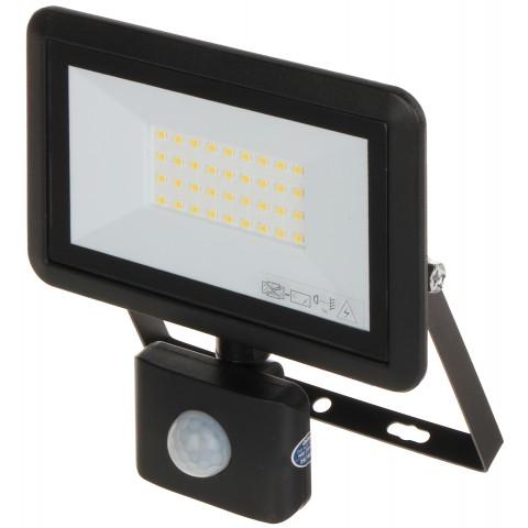 LED HEADLIGHT WITH MOTION SENSOR OR-NL-6137BLR4 ORNO