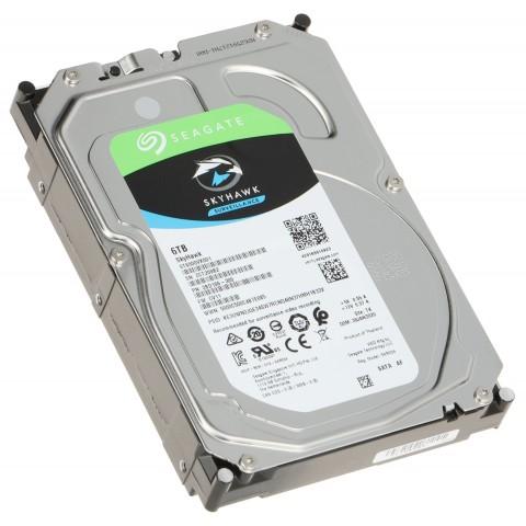 HDD PRE DVR HDD-ST6000VX001 6TB 24/7 SURVEILLANCE SkyHawk SEAGATE