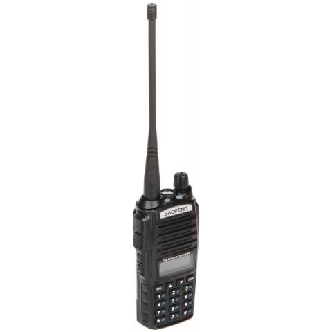 RÁDIOTELEFÓN UV-82 136 ... 174 MHz, 400 ... 520 MHz Baofeng