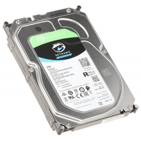 HDD PRE DVR HDD-ST2000VX015 2TB 24/7 SkyHawk SEAGATE