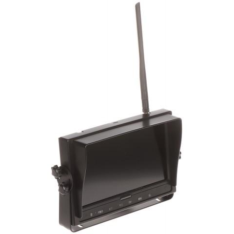 MOBILNÝ ZAPISOVAC S MONITOROM Wi-Fi / IP ATE-W-NTFT09-M3 4 KANÁLY AUTONE