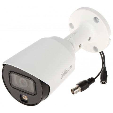 KAMERA AHD, HD-CVI, HD-TVI, PAL HAC-HFW1509T-A-LED-0360B Full-Color - 5 Mpx 3.6 mm DAHUA