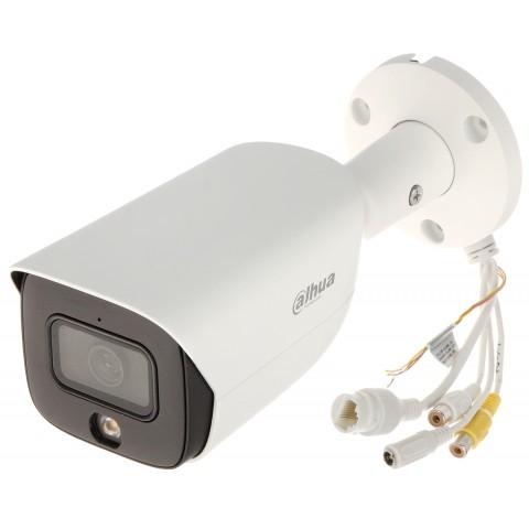KAMERA IP IPC-HFW3249E-AS-LED-0280B Full-Color - 1080p 2.8 mm DAHUA