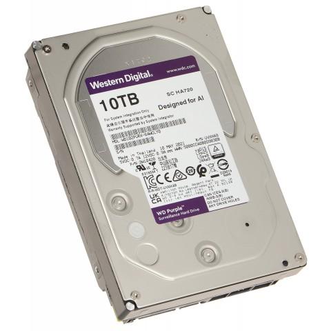 HDD PRE DVR HDD-WD102PURX 10TB 24/7 WESTERN DIGITAL